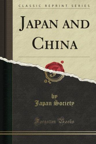 Japan and China (Classic Reprint) PDF ePub fb2 book