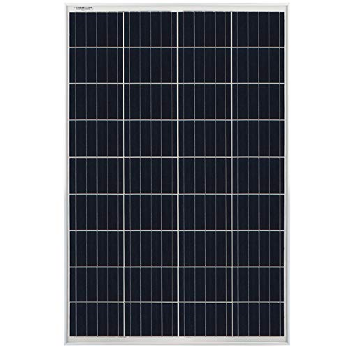 Mighty Max Battery 100 Watt Off Grid Solar Power System 100w 12v 18v High Efficiency Polycrystalline Solar Panel Module Battery Charger For Marine And Rv Solar Battery Brand Product