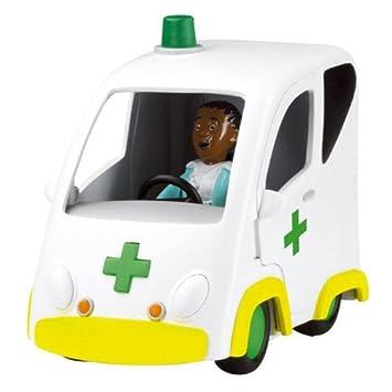 Amazon.com: Sam el bombero ambulancia con enfermera ...