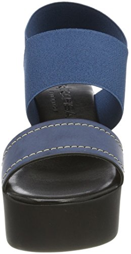 NR sul RAPISARDI Sandali Donna Blu Camilla 03ecovac Ecovac Blue con Chiusura Retro xZxr1XAq