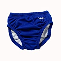 Pañal de natación FINIS (Solid Royal, XXL)