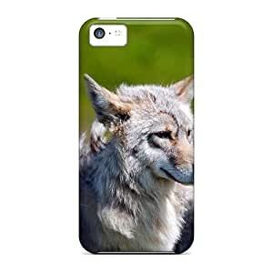 High-quality Durability Case For Iphone 5c(lone Wolf)