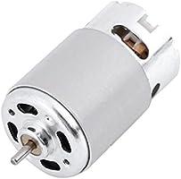 RS-550 Micro Motor DC 12-24V 5800 rpm für Verschiedene Schnurlose Elektrische Handbohrmaschine