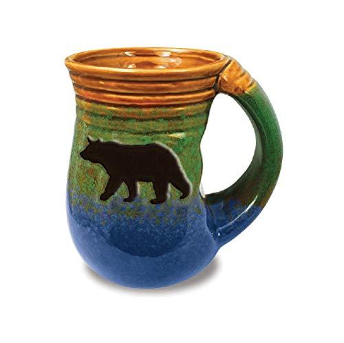 Cape Shore 18oz Stoneware Handwarmer Mug - Multiple Styles Available (Bear) (Shore Bears)