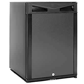 SMAD Hotel Minibar Single Door Absorption Refrigerator with Lock, 30L ,DC12V and AC110V