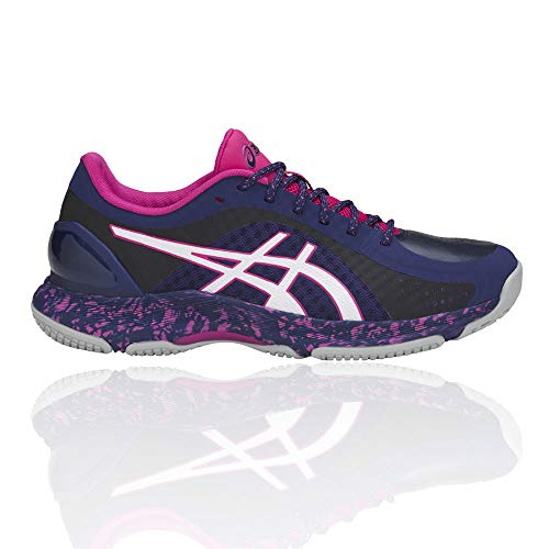ASICS Womens Netburner Super FF Cushioned Supportive Netball Shoes