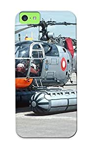 Brand New 5c Defender Case For Iphone (helicopter Aircraft Rescue Navy Denmark Military Army)
