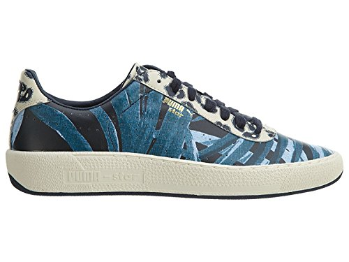 Puma Star X Hoh B Palm Mens Eclipse / Blu