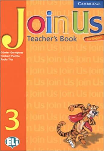 Join Us for English 3 Teacher's Book: Level 3 (Join in)