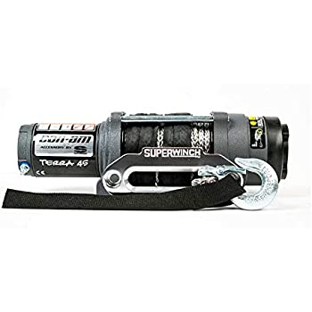 Can-Am New OEM Terra 45SR Winch by Superwinch Defender Maverick MAX, 715004446