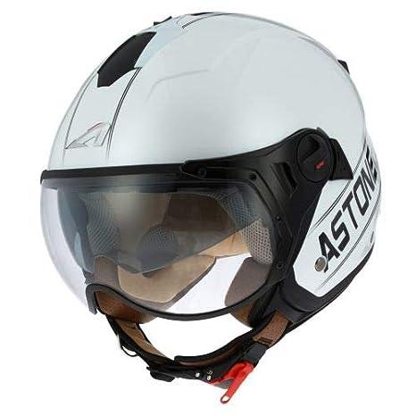 507ddd7a900e4 Amazon.es  Astone Helmets - MINIJET S SPORT COOPER graphic - Casque jet  compact - Casque de moto look sport - Casque de scooter mixte - Casque en  ...