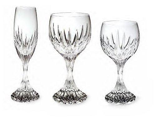 Baccarat Crystal Massena European White Wine Goblet