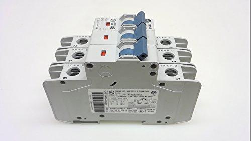 allen bradley 1489 a3c300 series a circuit breaker 3 poles 240v rh amazon com