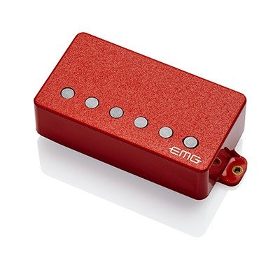 【 新品 】 EMG 57 PICKUP Red Bridge Bridge ACTIVE GUITAR 57 PICKUP 国内正規輸入品 B07BT631M8, ライフファブリック:11cae13e --- arianechie.dominiotemporario.com