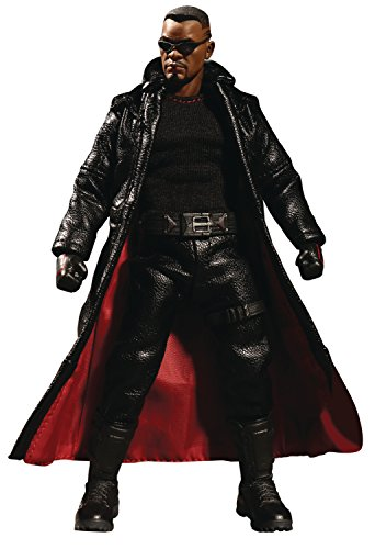 Mezco Toys One: 12 Collective: Marvel Blade Action Figure from Mezco