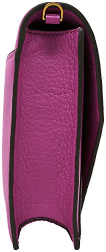 Bag Body Kira Crossbody Tory Bright Cross Leather Envelope Orchid Burch Women's 8xwqTU