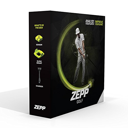UPC 852067005012, Zepp Golf 3D Swing Analyzer