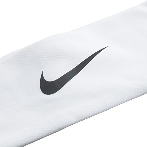Nike Fury Headband 2.0 (OSFM,White/Black) by Nike (Image #2)