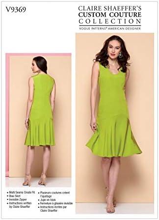42 /à 48 ans Vogue 9369 Patron de couture pour robes E5