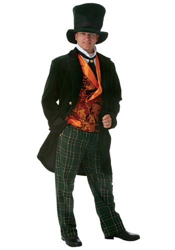 Costumes Plus Mad Size Hatter (Plus Size Deluxe Mad Hatter Costume)