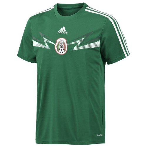 Adidas Mexico Replica Home Tee (Medium)