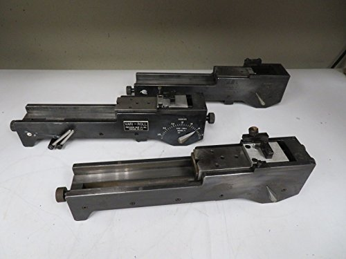 Lot of 3 - Precision Gage Vari-rolls - model c - PARTS/Rebuild units - MY9 from Precision Gage