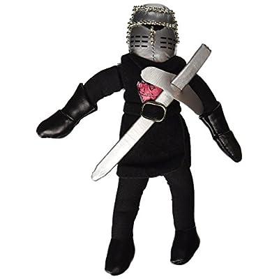 Toy Vault Mini Black Knight Plush: Toys & Games