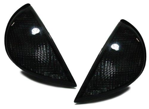 colore nero 2 pezzi Indicatori di direzione