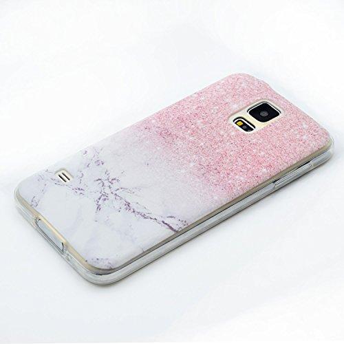 Qiaogle Teléfono Caso - Funda de TPU silicona Carcasa Case Cover para Samsung Galaxy Grand Prime G530 (5.0 Pulgadas) - MM07 / Bonjour Paris MM01 / Natural Paisaje