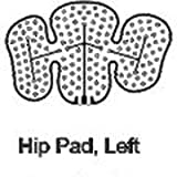 Cold Rush Hip Pad Left