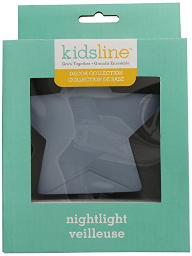 - Kids Line Nightlight, Star Blue (Discontinued by Manufacturer) by KidsLine