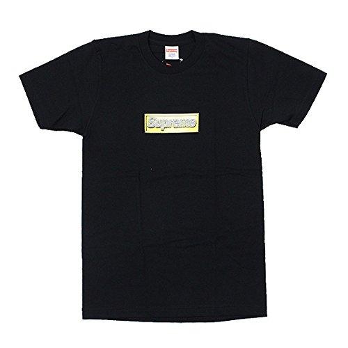 SUPREME シュプリーム 13SS Bling Box Logo Tee BOXロゴTシャツ 黒 S 並行輸入品 B07DYFSQ5Y
