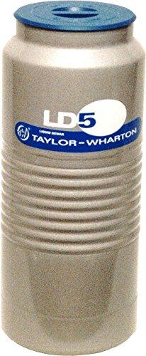 Taylor Wharton LD5 Aluminum Liquid Dewar, 1.32 gal by Taylor Wharton