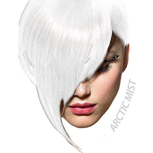 Arctic Fox Semi Permanent Hair Color Dye 8 Ounce (Arctic Mist)
