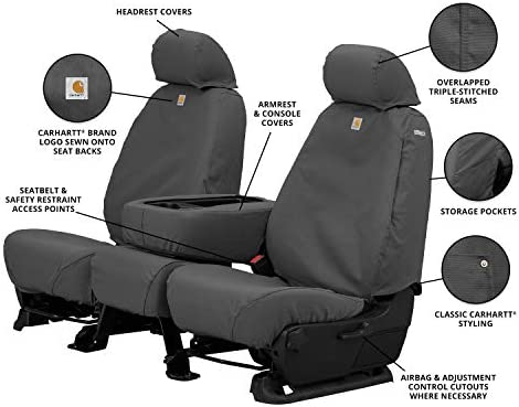 Black Covercraft Custom Fit Car Cover for Select Frazer Models Fleeced Satin FS10843F5