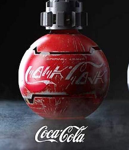 - Coca Cola Star Wars Galaxy's Edge Limited Edition DisneyLand Single Bottle