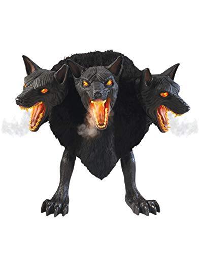 The Spirit Of Halloween (2.5 Ft Cerberus Three Headed Dog)