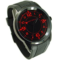 Tokyo Bay TOKYObay NERO RED Men Teen Watch Hip gift Large watch size