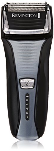 Plug 10 Box - Remington F5-5800 Foil Shaver, Men's Electric Razor, Electric Shaver, Black