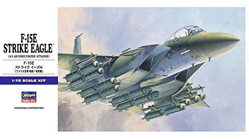 HASEGAWA 00540 1/72 F-15E Strike Eagle