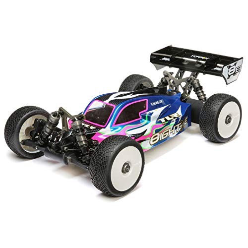 Team Losi Racing 1/8 8IGHT-XE 4WD Electric Buggy Race Kit, TLR04008