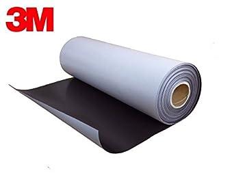 """Magnetfolie selbstklebend 50cm x 100cm x 0,7mm Top Qualität /"""" Anisotrop/"""""""