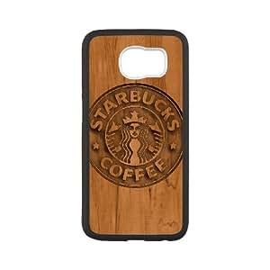 Samsung Galaxy S6 Cell Phone Case White Starbucks 4 MW3570424