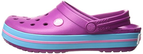 Violet Unisex Adult Purple Crocs Clogs Crocband Vibrant 50FwwqYx