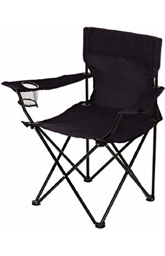 Dicks Sporting Goods Logo Chair   Great For Camping  Back Yard  Sporting Events  Black