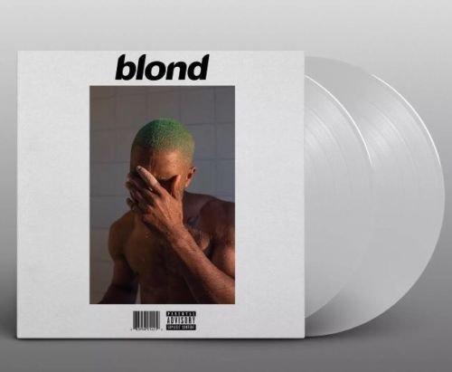 FRANK OCEAN - Frank Ocean- Blond 2lp Clear Vinyl - Zortam Music