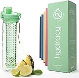 Hydracy Fruit Infuser Water Bottle - 25 Oz Sports...
