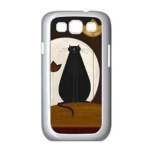 Custom Samsung Galaxy S3 I9300 Case, Zyoux DIY Unique Samsung Galaxy S3 I9300 Phone Case - Little Cats