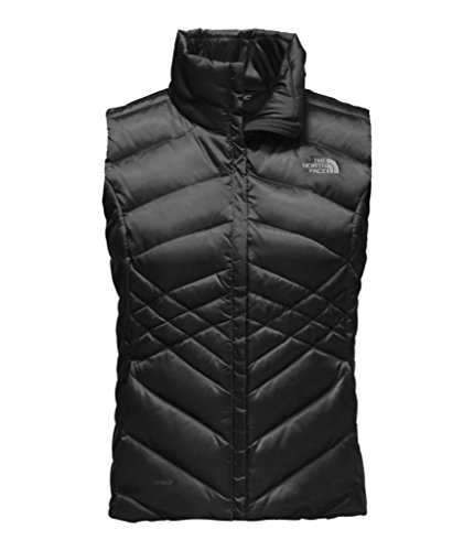 The North Face Women's Aconcagua Vest - TNF Black/TNF Black - M