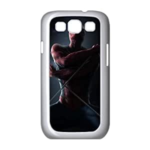 The Amazing Spiderman Samsung Galaxy S3 9300 Cell Phone Case White DIY Gift zhm004_6717914